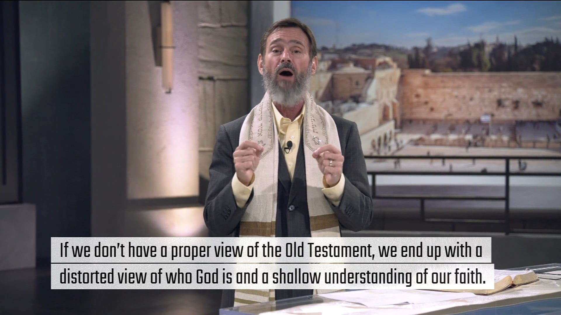 Watch How Jesus Completes Biblical Judaism: Is God Sovereign?