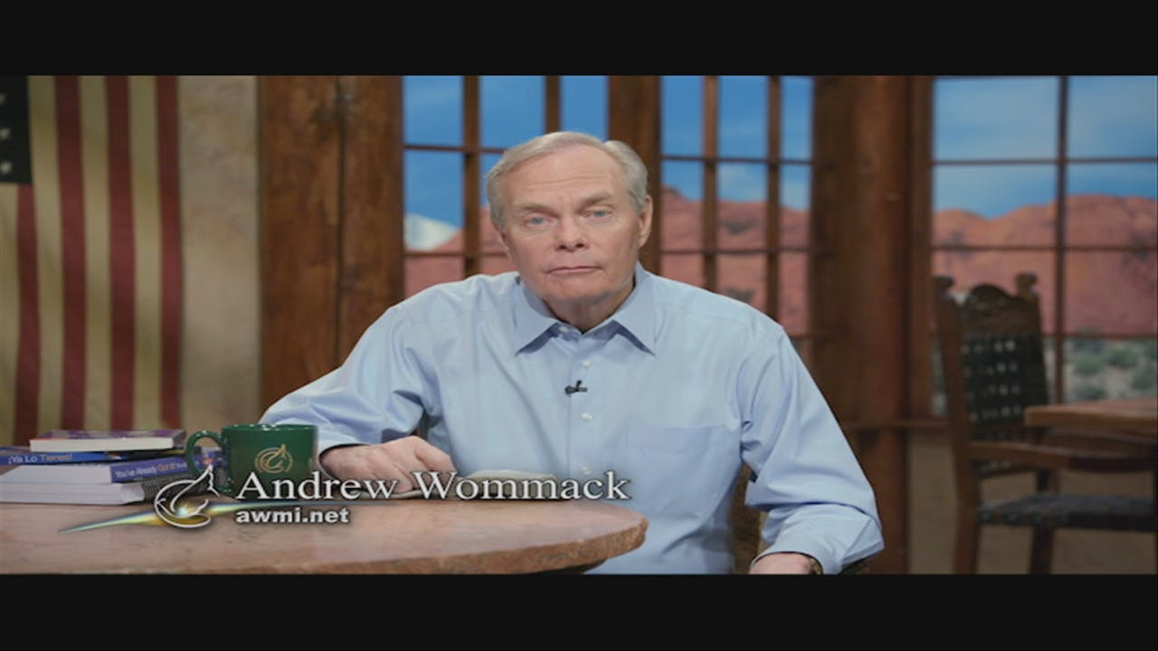 Andrew Wommack Beliefs you've already got it | december 16, 2019 - tbn