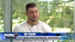 Video Image Thumbnail: Jamie Alexander hosts Tim Tebow