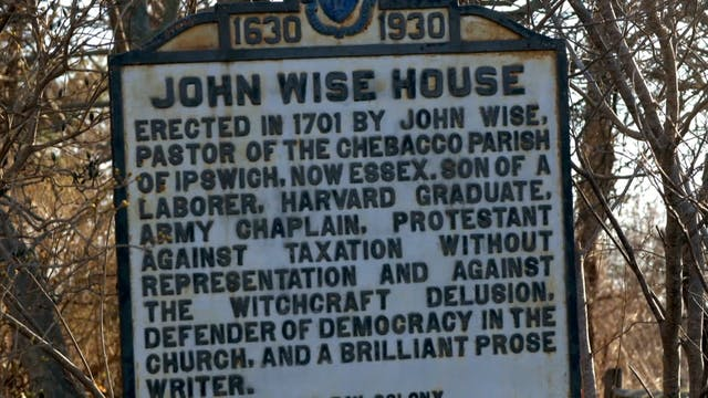John Wise and Mary Ludwig Hays