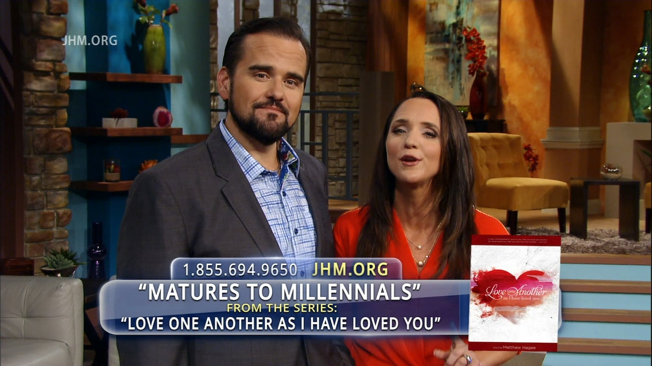 Watch Love One Another as I Have Loved You: Matures to Millennials Part 1
