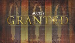 Video Image Thumbnail:Access Granted