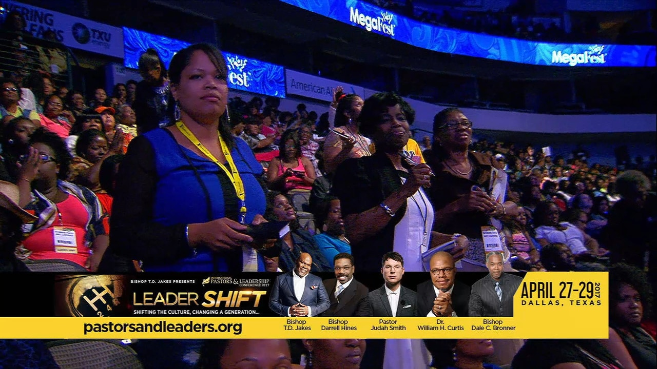 Watch The Potter's Touch with T. D. Jakes