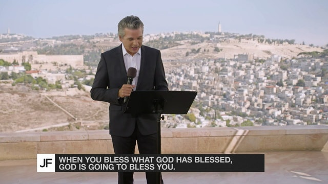 The Blessing of Israel