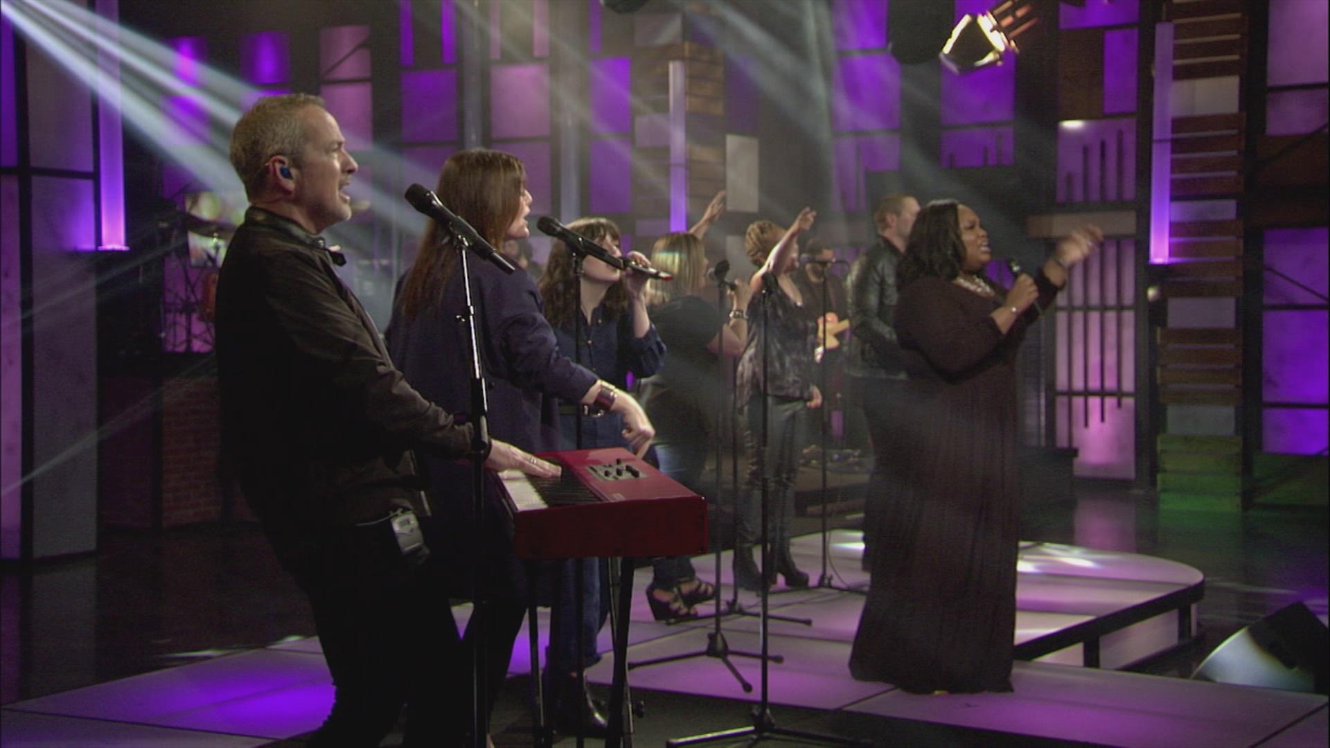 Dwell Album Recording Featuring Tasha Cobbs Leonard