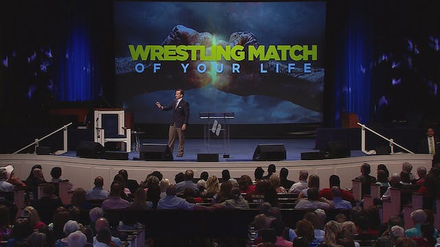 The Wrestling Match of Your Life
