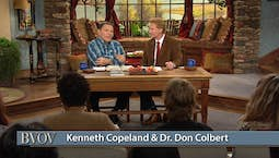 Video Image Thumbnail:Guest Dr. Don Colbert | Mix Faith with Right Eating The Keto Way