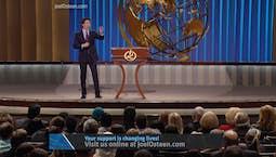 Video Image Thumbnail: Activate Faith, Not Fear