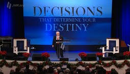 Video Image Thumbnail:The Decision to Be Joyful & Cut It Out