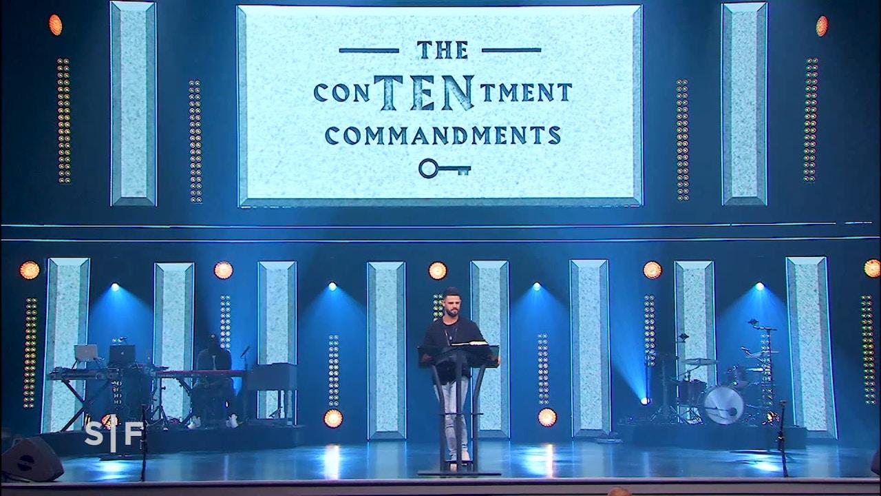 Watch The ConTENtment Commandments Part 1