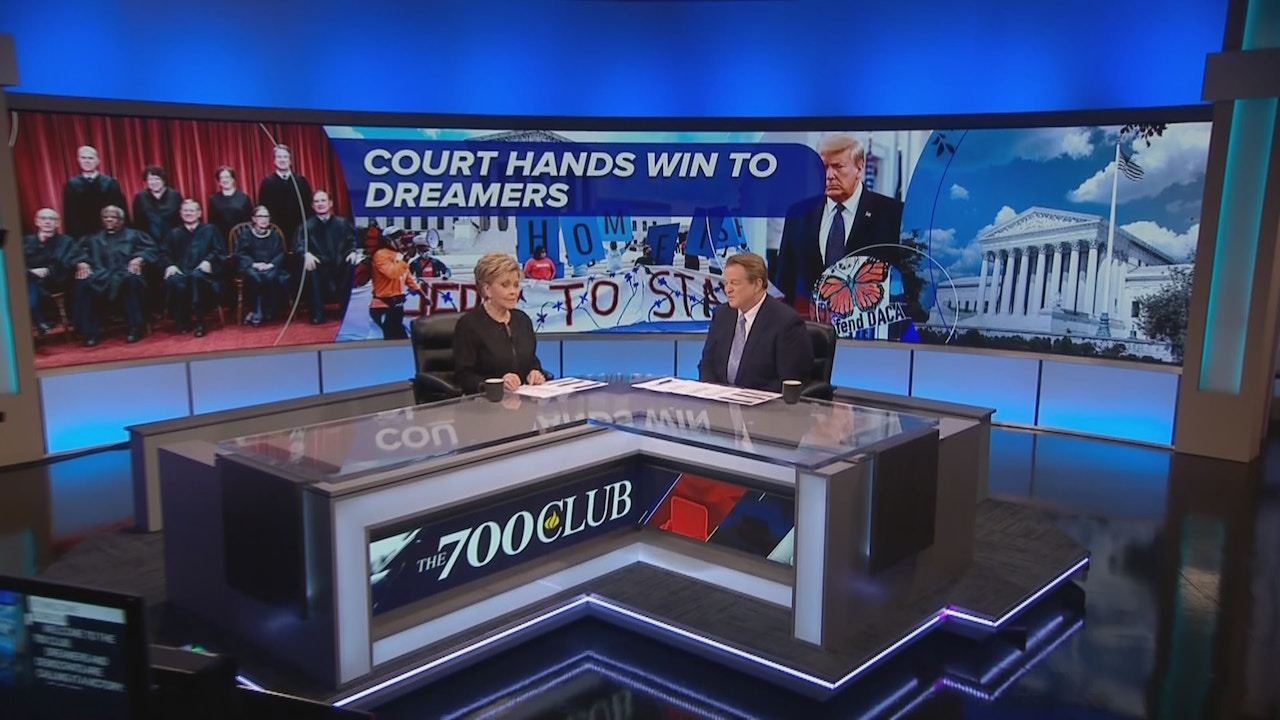 Watch The 700 Club | June 19, 2020