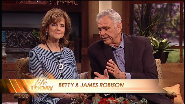 James and Betty Robison | God's Heart For You Part 3