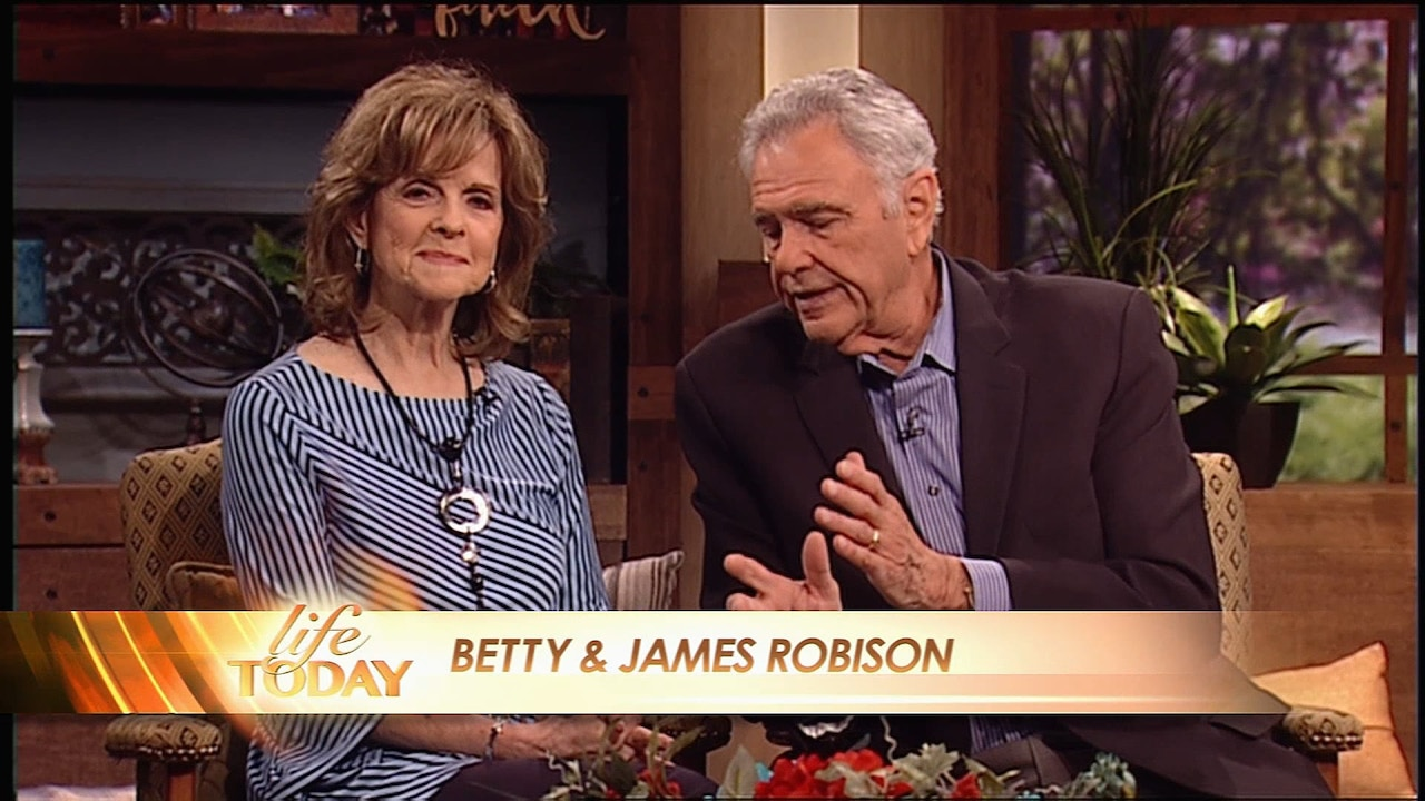 Watch James and Betty Robison | God's Heart For You Part 3