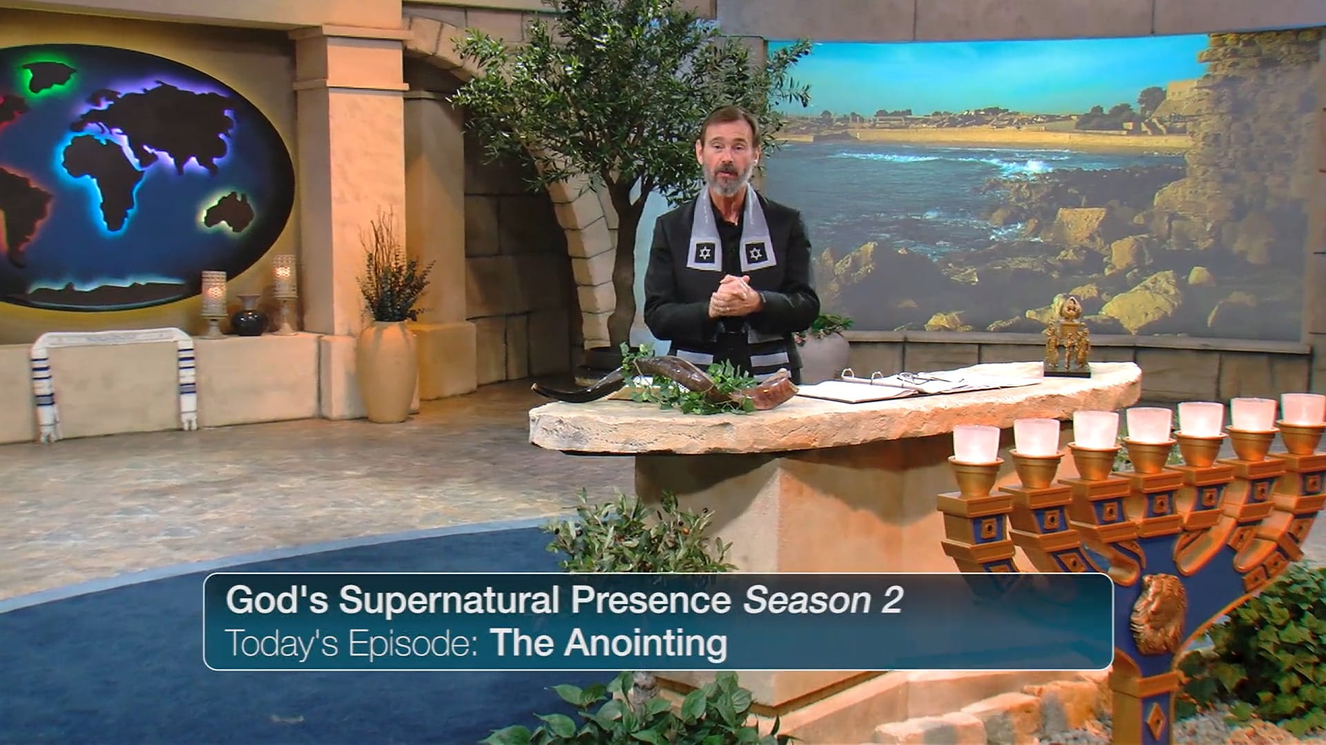Watch God's Supernatural Presence Season 2 - The Anointing