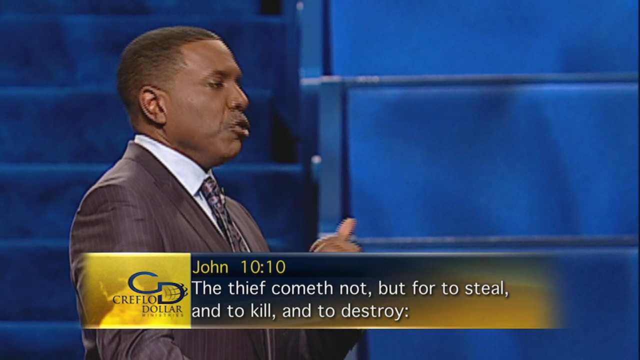 Watch Exercising Your Authority in Spiritual Battle