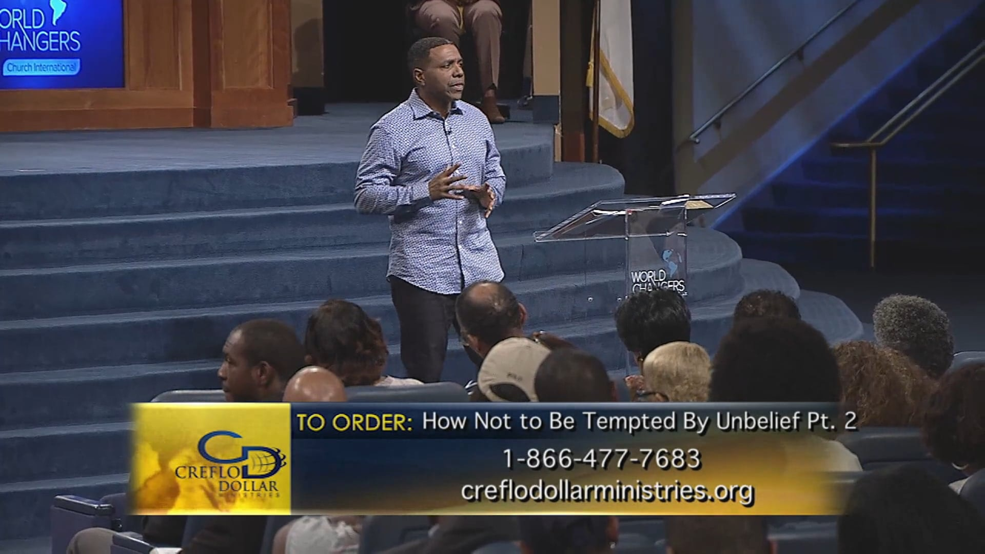 Watch How Not to Be Tempted by Unbelief Part 2