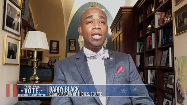 Interview with Barry Black
