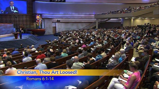 Grace-Powered Living: Christian, Thou...