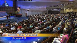 Video Image Thumbnail:Grace-Powered Living: Christian, Thou Art Loosed