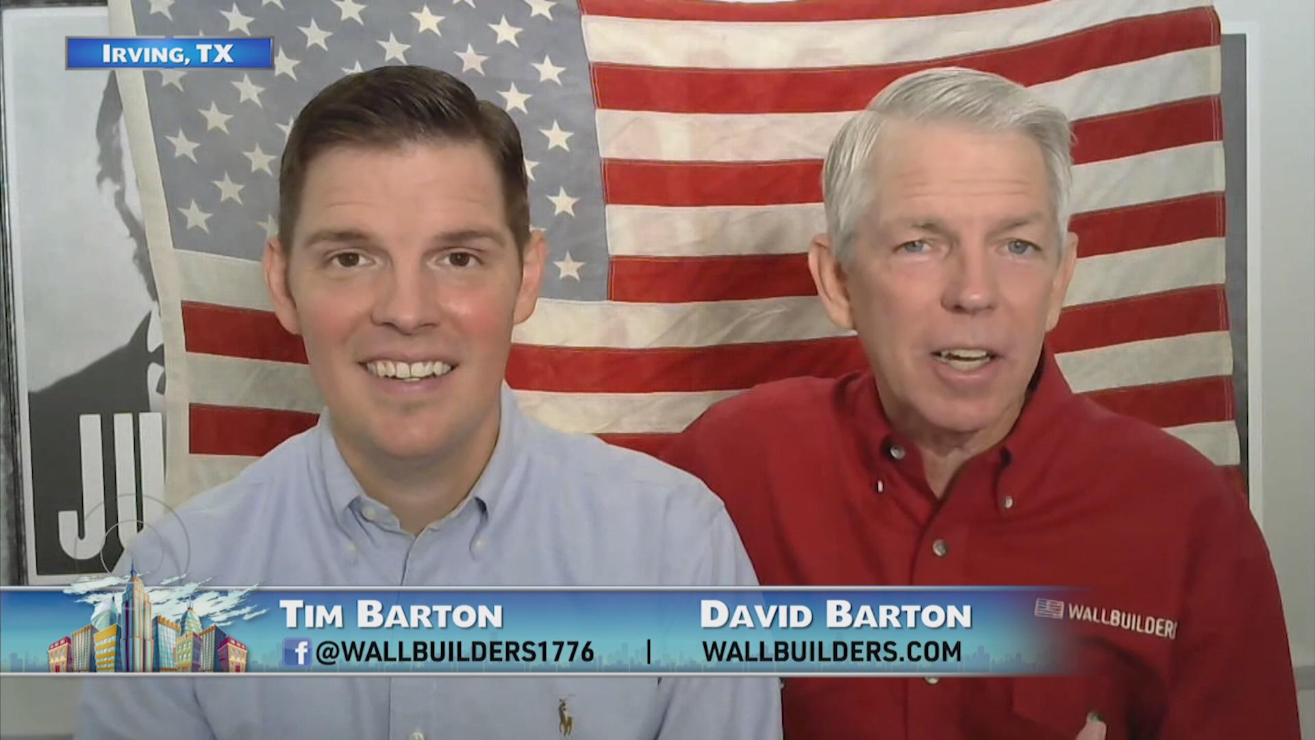 Guests David Barton and Tim Barton