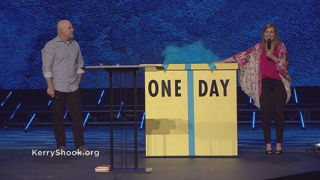 The Gift of One Day: Pray for Today