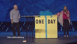 Video Image Thumbnail:The Gift of One Day: Pray for Today