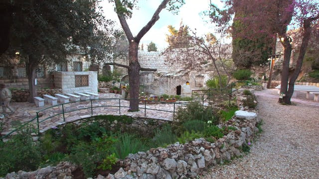 Erick Stakelbeck hosts Rabbi Yehuda Glick and Samuel Smadja from Jerusalem, I...