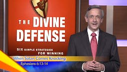 Video Image Thumbnail:The Divine Defense: When Satan Comes Knocking