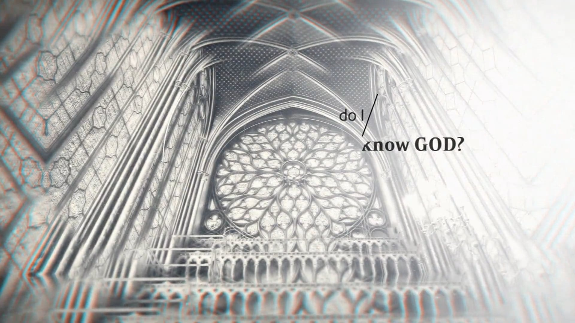 Watch Knowing a Holy God