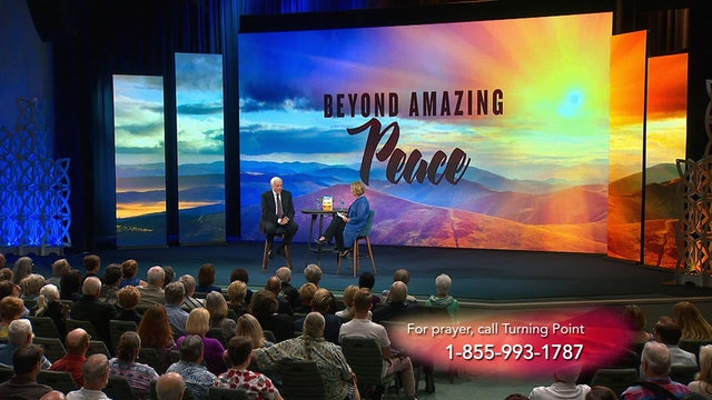 A Life Beyond Amazing Interview with Dr. David Jeremiah