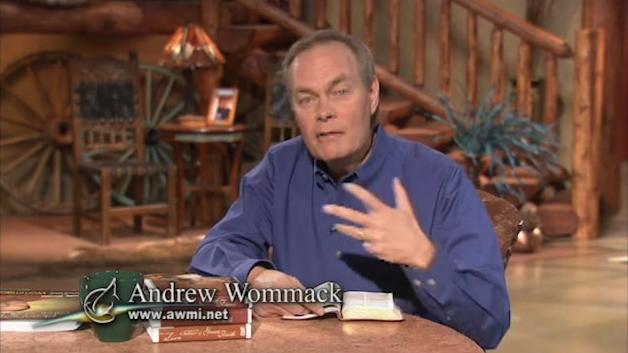 Watch Living in the Balance of Grace and Faith | March 25, 2019