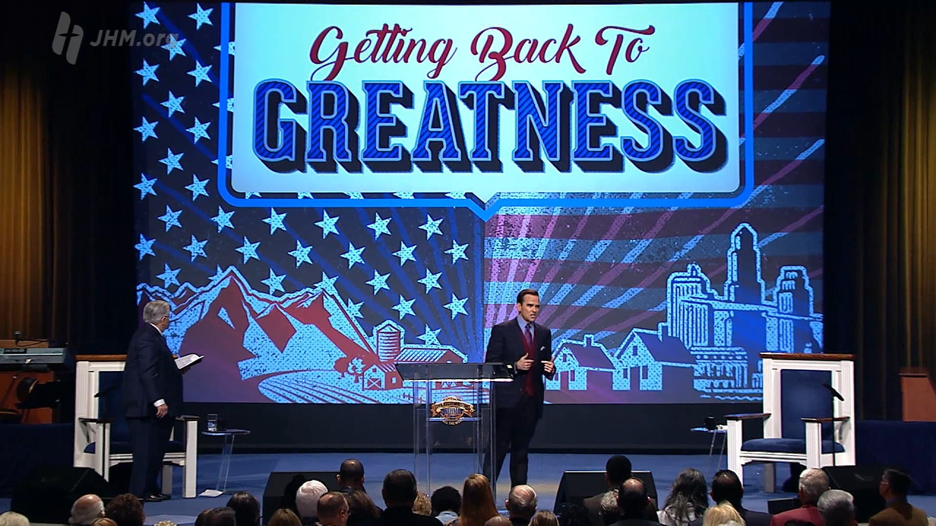 Watch The Difference: Matt Hagee | Getting Back To Greatness