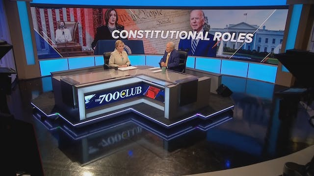 The 700 Club - May 18, 2021