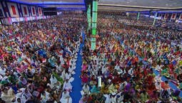 Video Image Thumbnail: Turning Point International: David Jeremiah in India