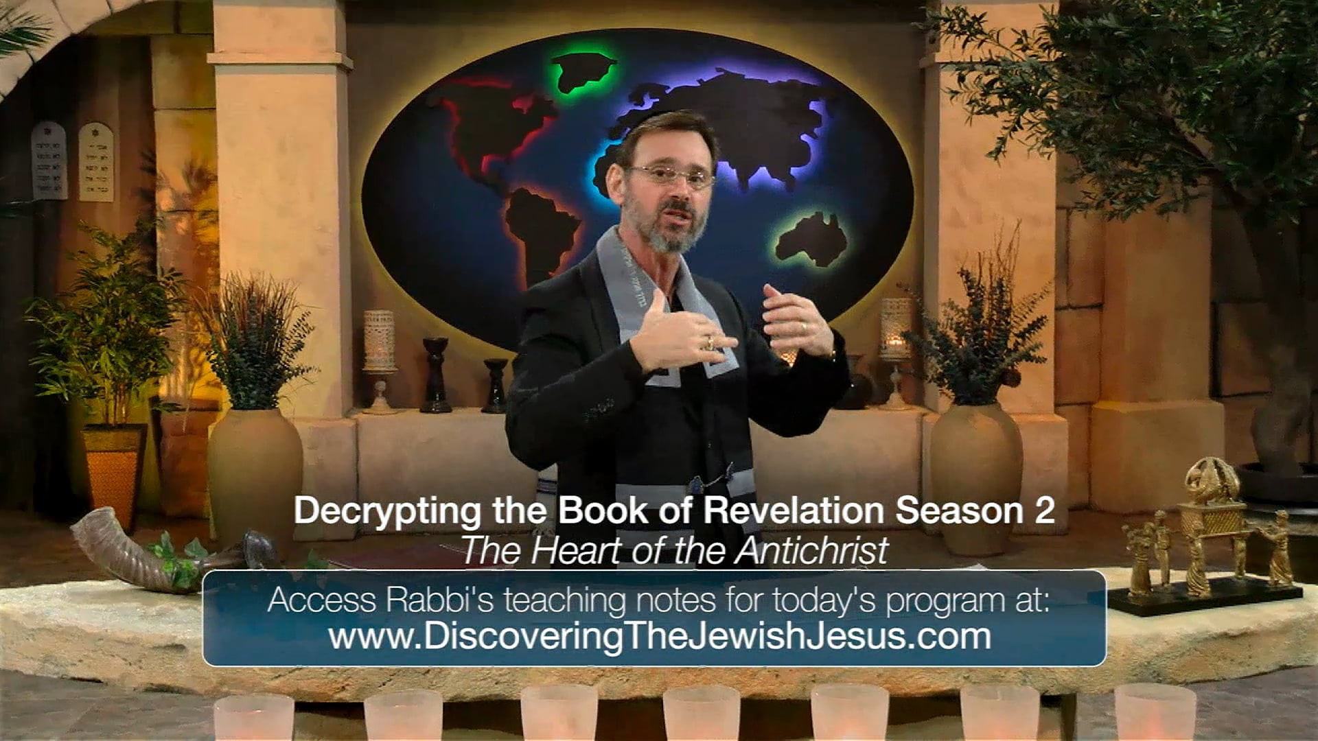 Watch Decrypting the Book of Revelation Season 2: The Heart of the Anti-Christ
