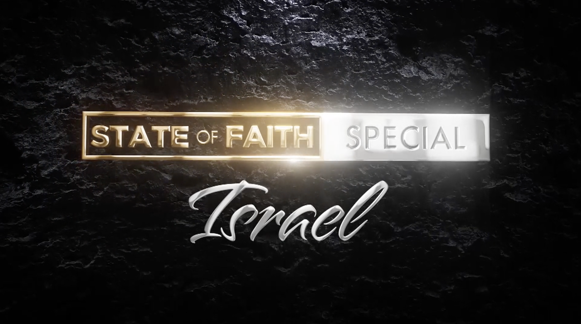 Praise | The State of Faith: Israel | January 14, 2021