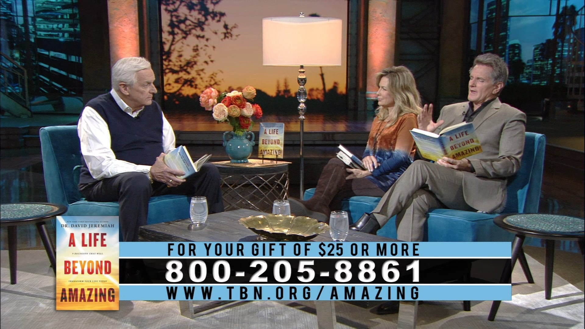 Watch David Jeremiah reveals God's divine strategy for transformation, quality livi...
