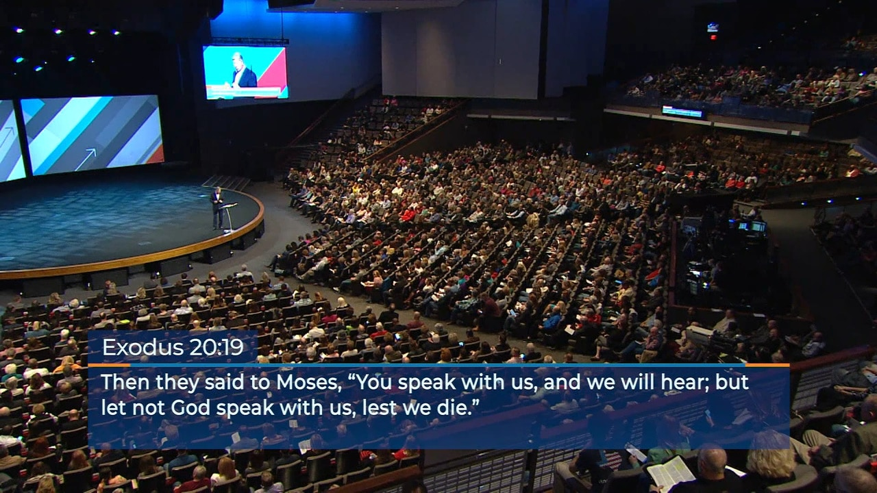 Watch The Best of Pastor Robert: The Principle of Priority