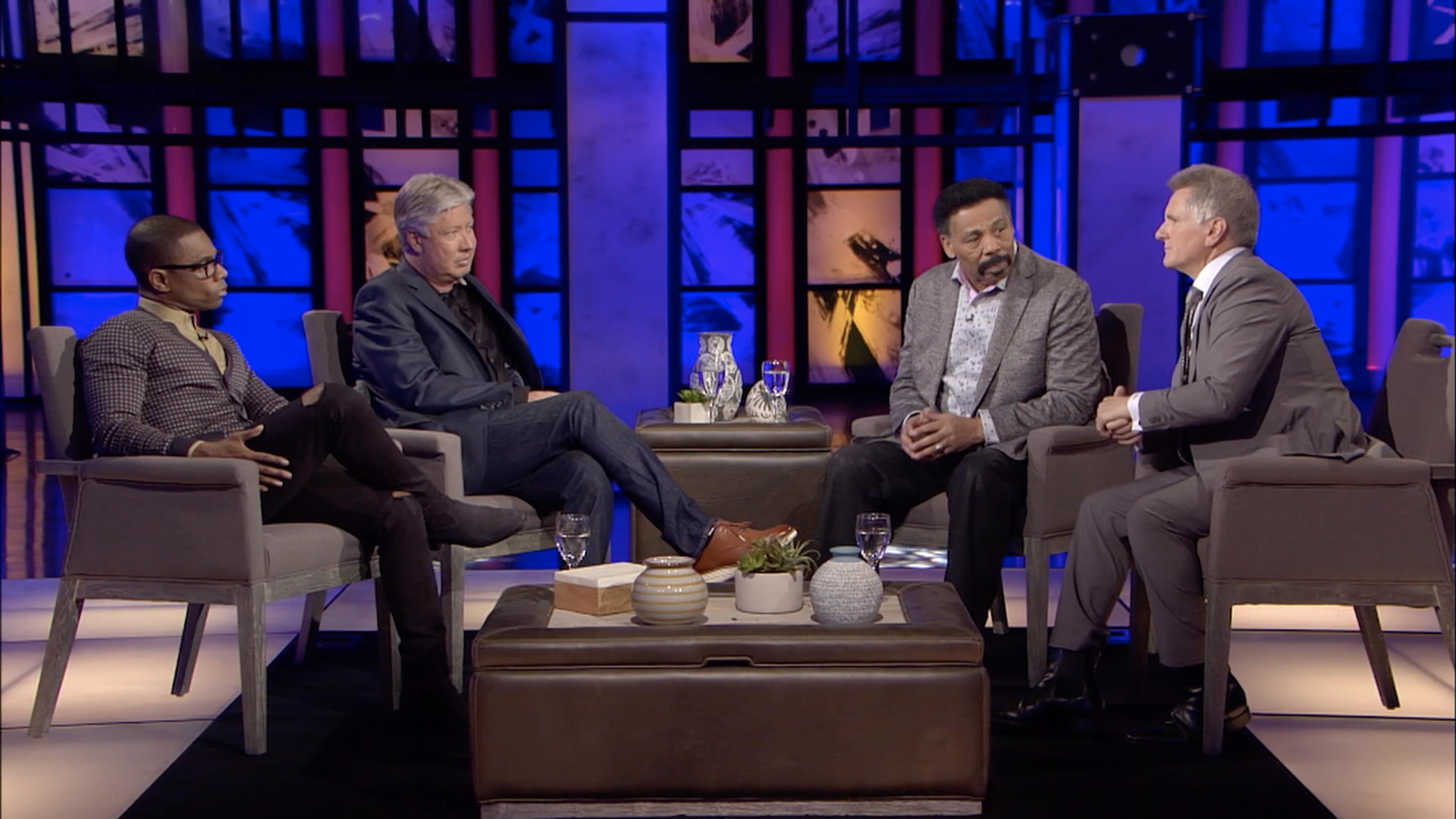Praise   Kirk Franklin, Dr. Tony Evans, & Robert Morris   March 12, 2020