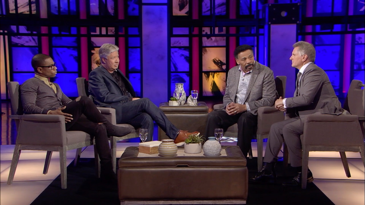 Watch Praise | Kirk Franklin, Dr. Tony Evans, & Robert Morris | March 12, 2020