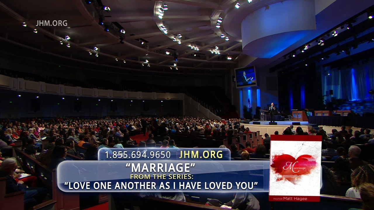 Watch Love One Another As I Have Loved You: Marriage