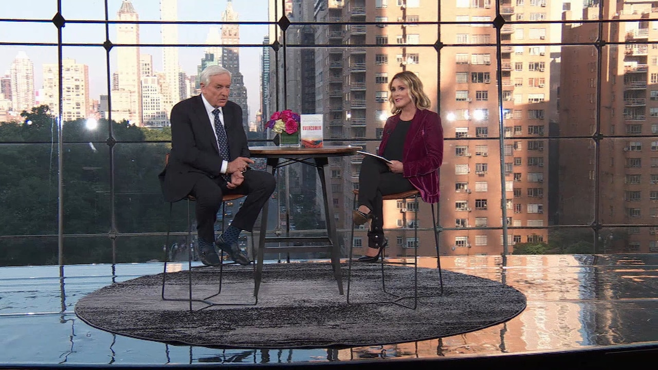 Watch The Overcomer Interview with Dr. David Jeremiah