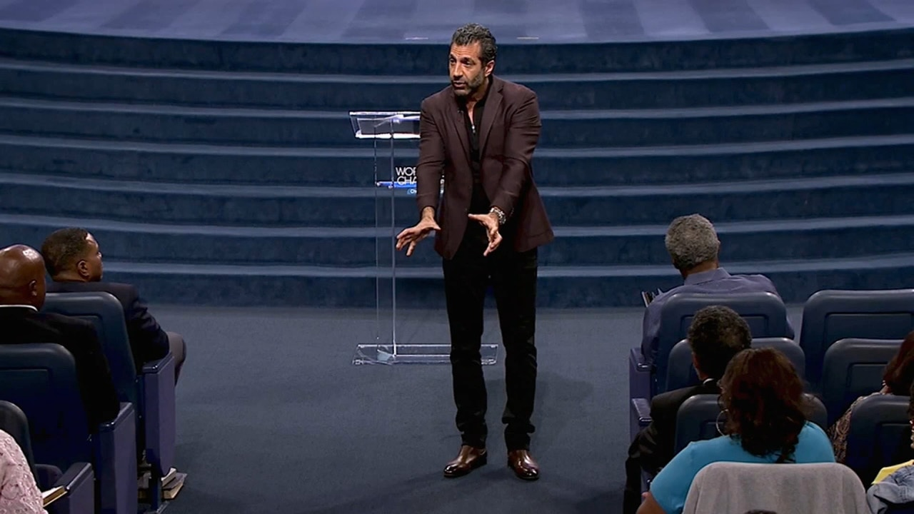 Watch Grace Life Conference: Sit With Me Part 1