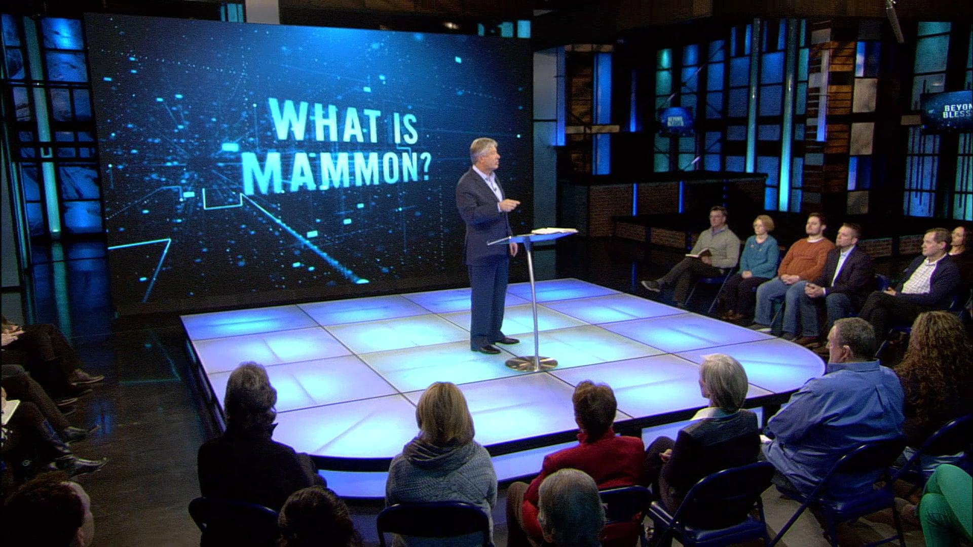 Breaking The Spirit of Mammon
