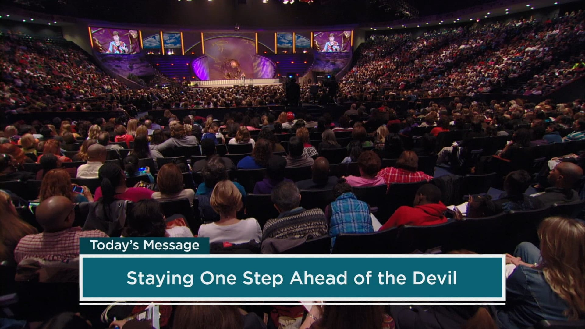 Watch Staying One Step Ahead of the Devil