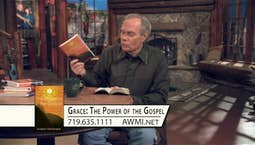 Video Image Thumbnail:Grace the Power of the Gospel | Monday