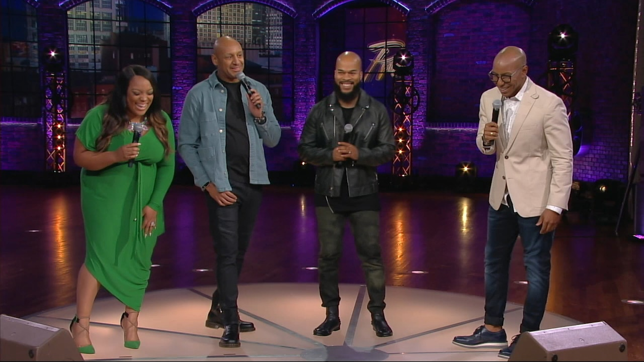 Watch Praise | Brian C. Wilson, Tasha Page-Lockhart and JJ Hairston | October 22, 2019