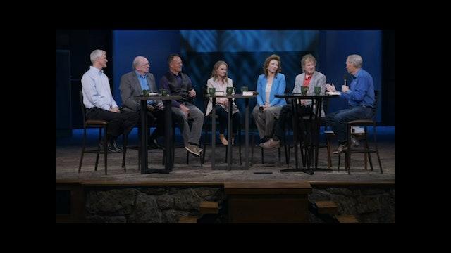Healing University Panel | November 22, 2019