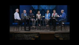 Video Image Thumbnail:Healing University Panel | November 22, 2019