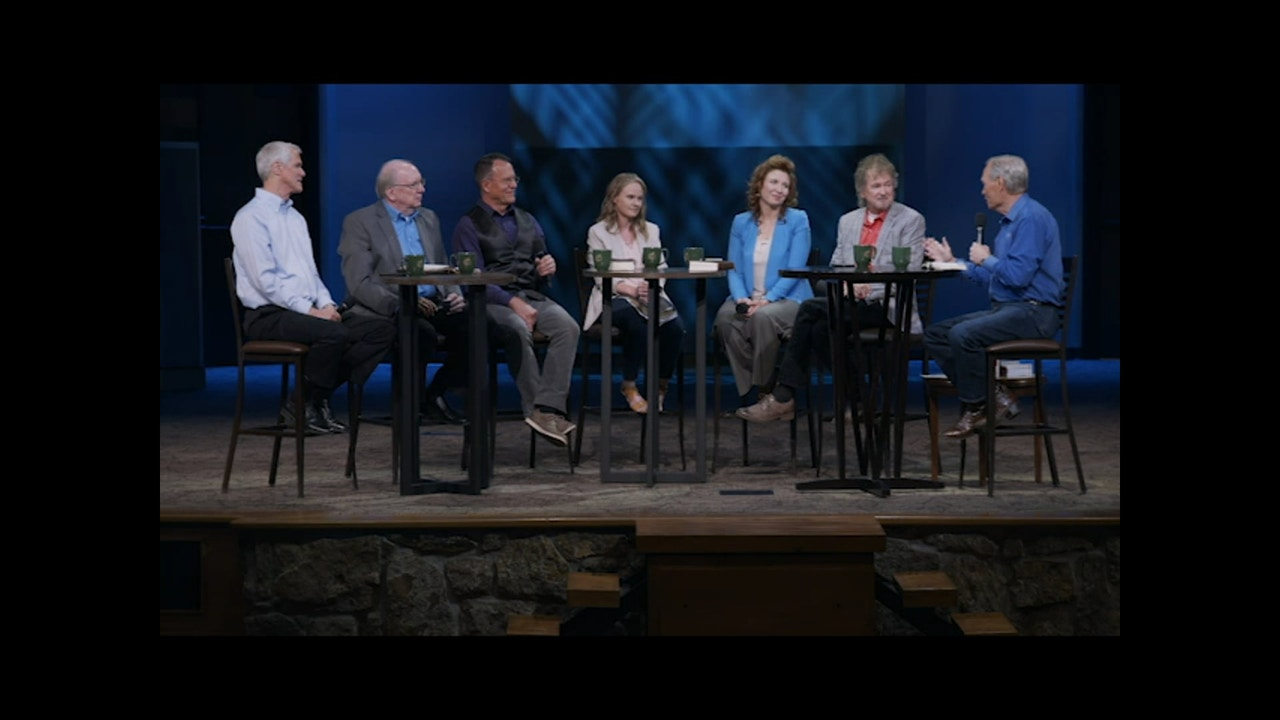Watch Healing University Panel | November 22, 2019